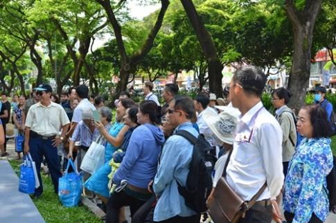 Ngày hội du lịch TP HCM: tặng 300 vé máy bay 0 đồng