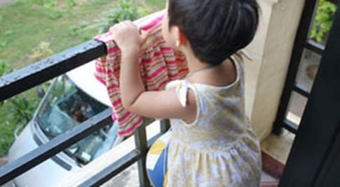 'Ngôi nhà an toàn' chống thương tích cho trẻ cha mẹ cần biết