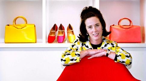 Nhà thiết kế Kate Spade treo cổ tự tử