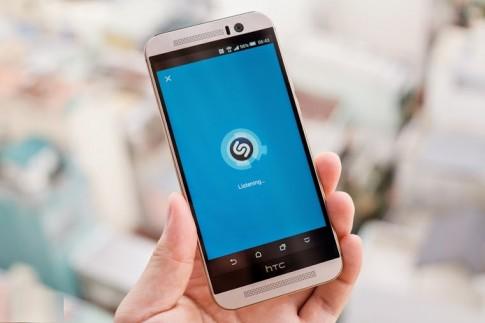 """Nhận diện nhạc trên máy Android với lệnh """"OK Google, Shazam this song"""""""