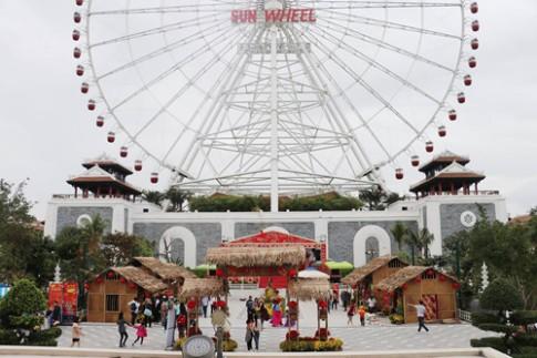 Nhiều hoạt động vui xuân tại Asia Park