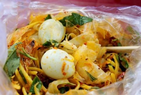 Những món ăn xế chiều là thèm ở Sài Gòn