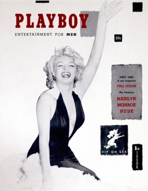 Những mỹ nhân đình đám khoe hình thể trên bìa tạp chí Playboy