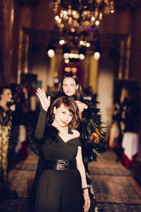 NTK Tuyết Lê đạt giải nhất 'LHP phim ngắn và thời trang GSF Cannes'