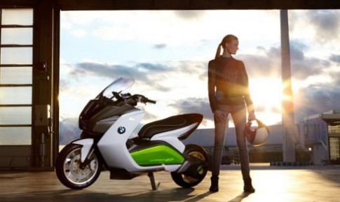 Scooter BMW C350 sẽ do Trung Quốc sản xuất