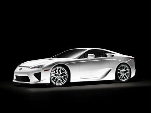 Siêu xe Lexus LF-A có giá gần 560.000 USD