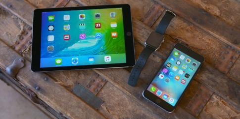 So sánh tốc độ iOS 9