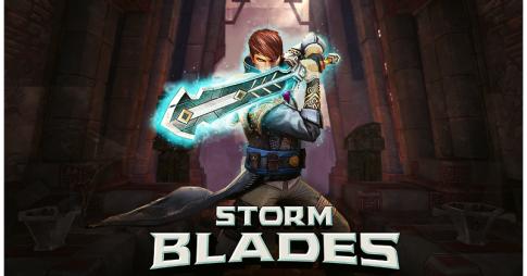 Storm Blades - game hành động đầu tiên trên Android giống Infinity Blade