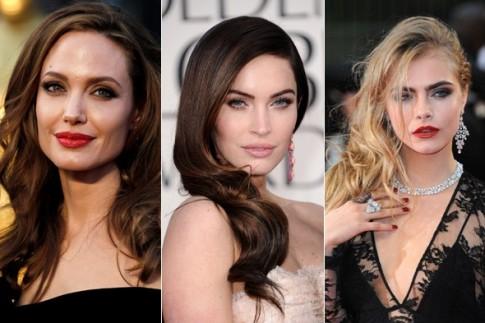 Tạo dáng lông mày đẹp như sao Hollywood