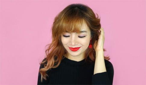 Tết đa phong cách cùng nàng beauty blogger Emmi Hoàng.