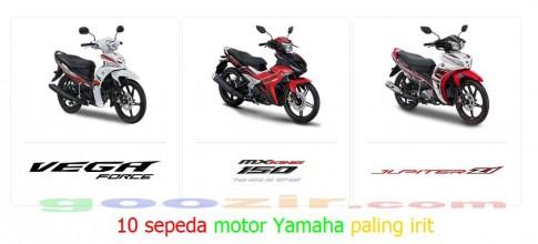 Top 10 dòng xe Yamaha Tiết Kiệm Nhiên Liệu