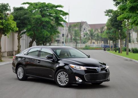 Toyota Avalon hybrid - hàng hiếm tại Việt Nam