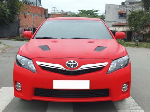 Toyota Camry độ ở Bình Dương