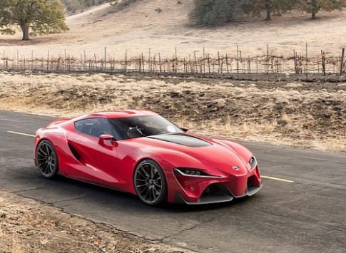 Toyota FT-1 Concept - tương lai của Toyota
