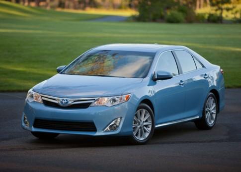 Toyota hay gặp vấn đề nhất sau khi bán