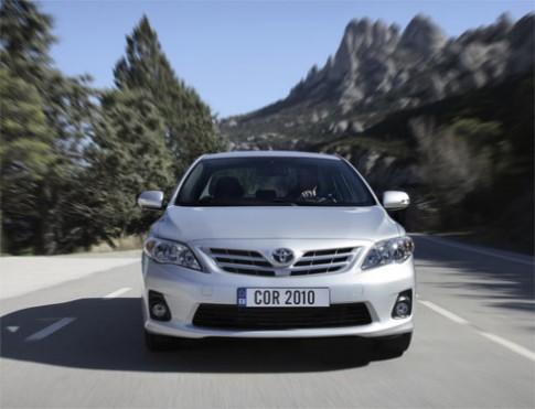 Toyota nâng cấp Corolla phiên bản châu Âu