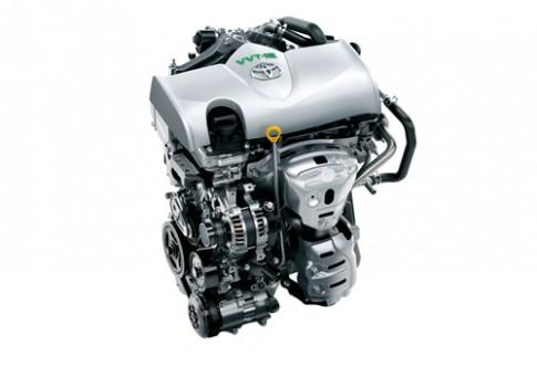Toyota tiết lộ hai động xăng cỡ nhỏ mới
