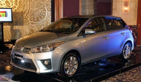 Toyota Yaris mới giá từ 19.400 USD tại Indonesia