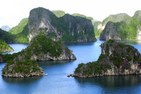 Vịnh Hạ Long vào top di sản đẹp nhất châu Á