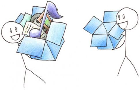 Xóa bộ nhớ Cache của Dropbox trên Windows