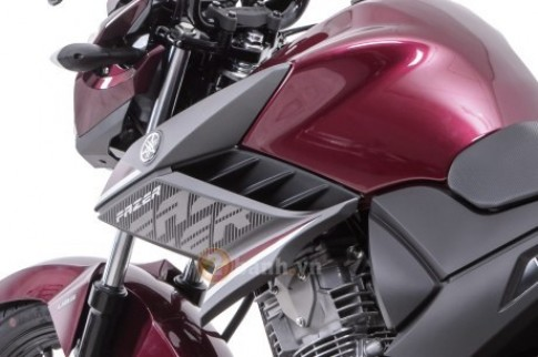 Yamaha Fazer 150 2017 Với bộ áo mới năng động hơn