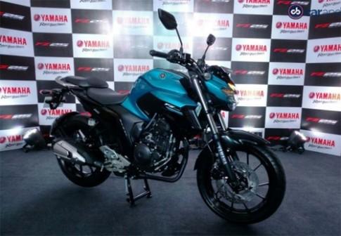 Yamaha FZ25 ra mắt tại Ấn Độ, giá từ 1.750 USD