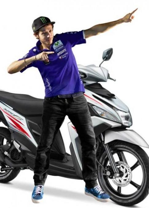 Yamaha Mio SSS với Smart Start Stop với giá chỉ 19 triệu đồng