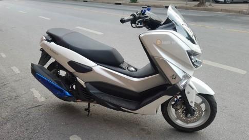 Yamaha NMAX trang bị nhẹ phụ kiện hàng hiệu cực chất
