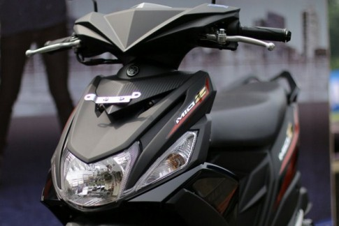 Yamaha sắp tung dòng xe tay ga mới với động cơ 125 phân khối áp dụng Smart Start Stop