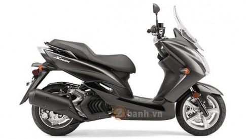Yamaha SMax 155 chuẩn bị bổ sung vào Max Series