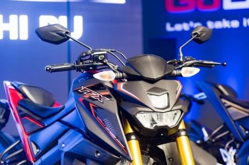 Yamaha TFX150 chính thức bán tại Việt Nam vào tháng 10 tới