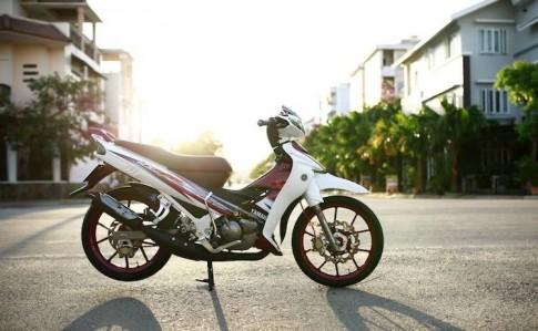 Yamaha Z125 độ đầy ấn tượng và cực chất tại Sài Thành