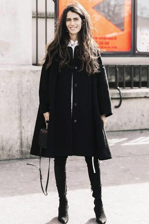 1001 cách mix boots cao quá gối 'chuẩn không cần chỉnh' như fashionista