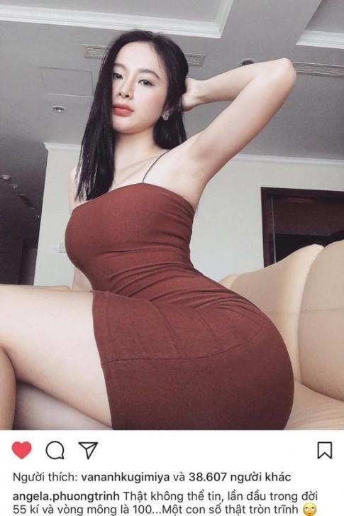 Angela Phương Trinh khoe vòng 3 100 cm, nhưng 5 cô nàng này còn có vòng 3 lên tới 103 cm đây này
