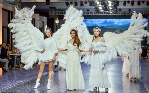 'Angels by The Sea' lần đầu xuất hiện tại Việt Fashion Week 2018