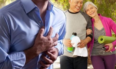 Ba điều bạn nên làm khi tập thể dục để ngăn chặn bệnh tim