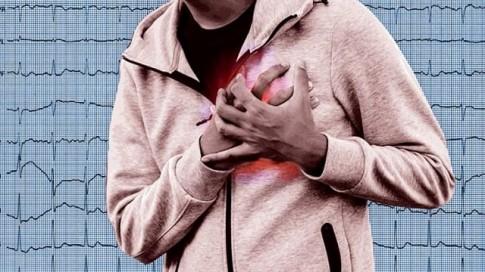 Bệnh tim có thể tấn công bất cứ ai ngay cả khi bạn trẻ và hoàn toàn khỏe mạnh