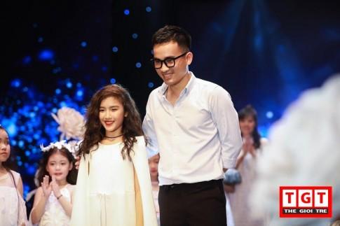Bộ sưu tập đẹp, độc, lạ của NTK Hà Duy trong Tuần lễ thời trang trẻ em 2017