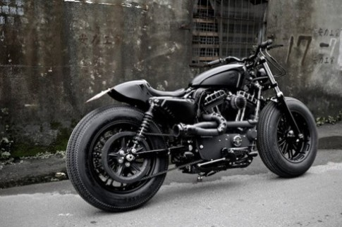'Bom tấn' Harley Davidson Forty Eight 1200