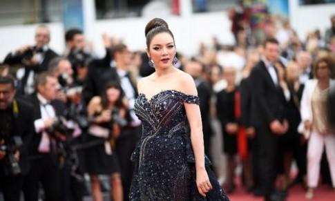 Cannes ngày 11: Lý Nhã Kỳ diện đầm tôn ngực bên các mỹ nhân