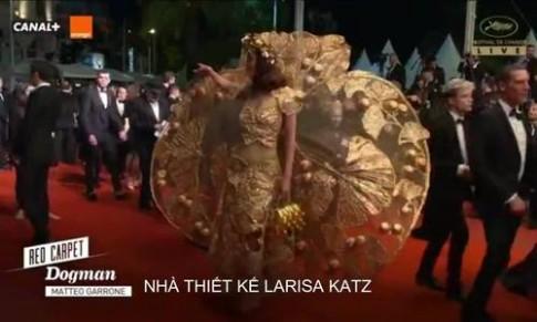 Cannes ngày 9: Khách mời đeo cánh khổng lồ trên thảm đỏ