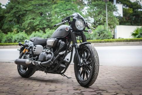 Chiêm ngưỡng Yamaha XV950 Racer 2016 trị giá hơn 300 triệu Đồng tại Hà Nội
