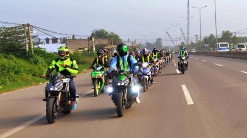 Chương trình thiện nguyện Chia Sẻ Yêu Thương trước thềm sinh nhật lần 7 CLB Exciter Biên Hòa 6789