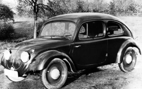 'Con bọ' Volkswagen Beetle và lịch sử oai hùng