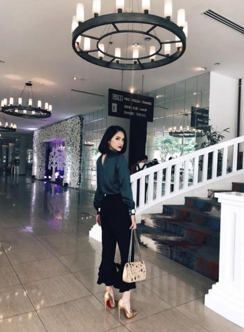 Cùng soi khối tài sản đồ hiệu khổng lồ mà tân hoa hậu Hương Giang sở hữu