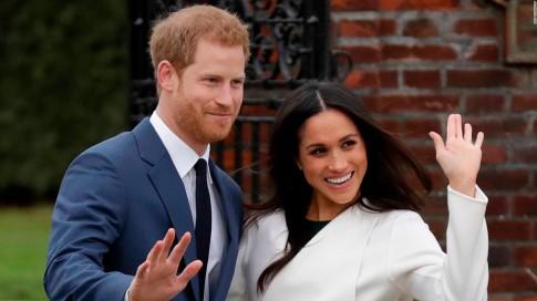 Cuối cùng, mẫu váy cưới của công nương Anh tương lai Meghan Markle đã được tiết lộ