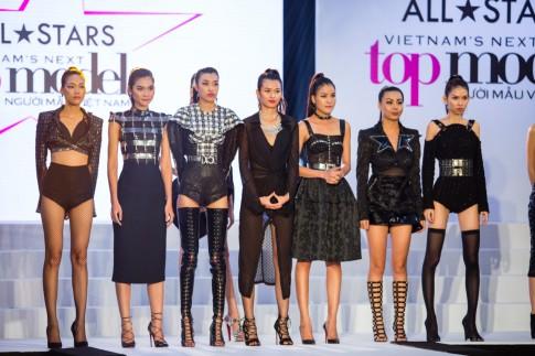 Đẳng cấp Vietnam's Next Top Model mùa All Stars là dù bị loại cũng phải đẹp và sang!