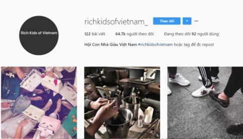 Điểm mặt những món đồ được hội 'cậu ấm, cô chiêu' Việt khoe nhiều nhất trên Instagram