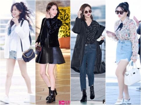 Đọc vị phong cách thời trang 'ruột' của gà nhà SM, JYP và YG