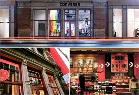 Flagship store: Không gian hoàn hảo để giới trẻ yêu thời trang sống ảo